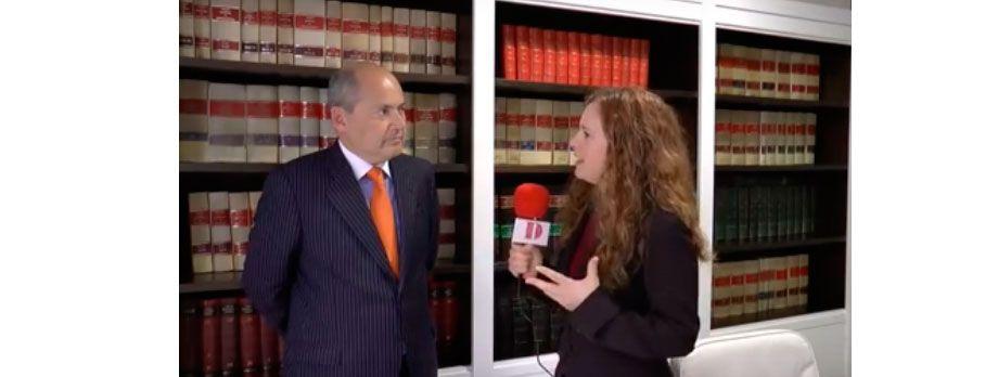 Sociedades offshore: Entrevista Luis Romero - Dirigentes TV
